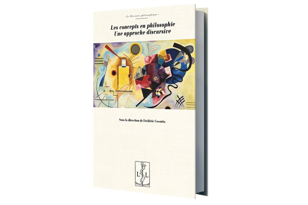 Les concepts en philosophie, Une approche discursive